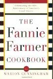 Fannie Farmer Cookbook cover